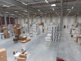 Alza has opened a new logistics center in Senec